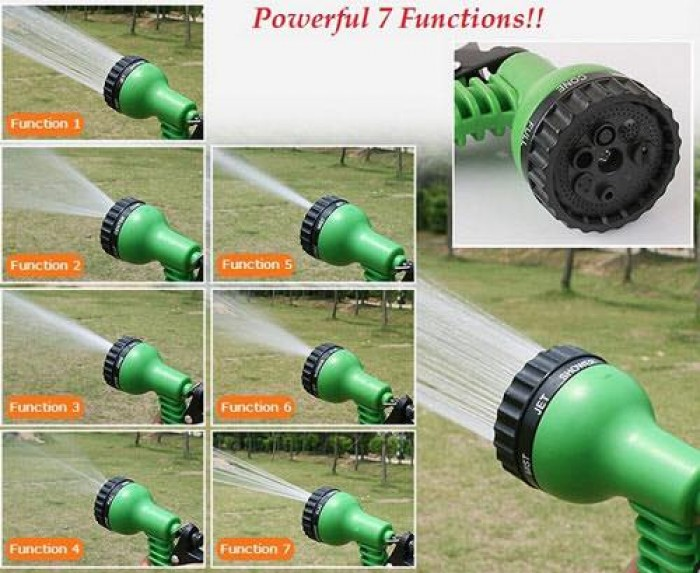 Vòi nước thông minh 5m dãn nở 15m6