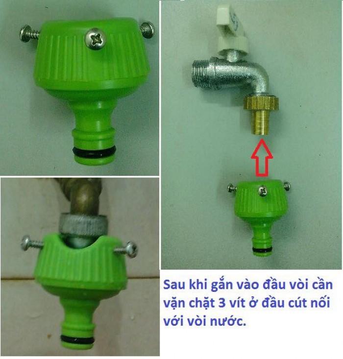 Vòi nước thông minh 5m dãn nở 15m5