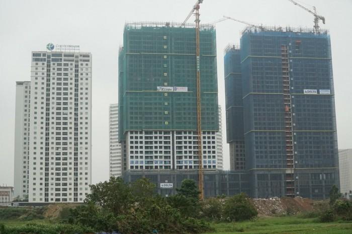 Bán căn tầng 15 ( 109 m2 - 3PN - 2VC )( Đẹp Nhất KV Hoàng Quốc Việt ) dự án 6th Element - Tây Hồ Tây