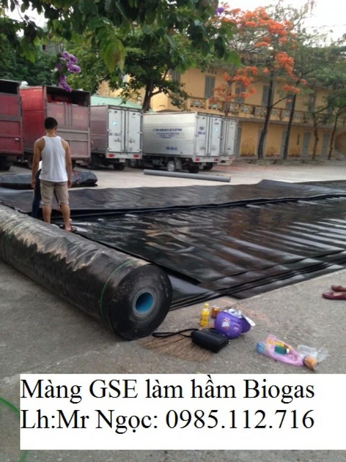 Màng chống thấm HDPE Việt Nam, Thái lan, Malaysia, Đài loan, thi công hàn màng2