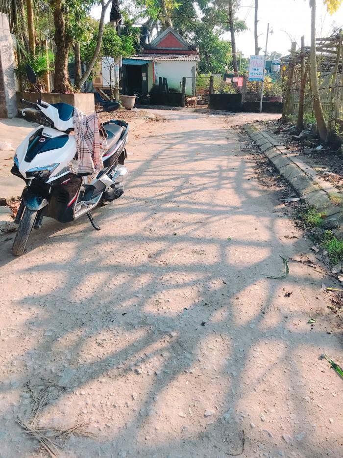 Đất mặt tiền Xóm Gióng, An Tây. Cạnh các trường Đại Học