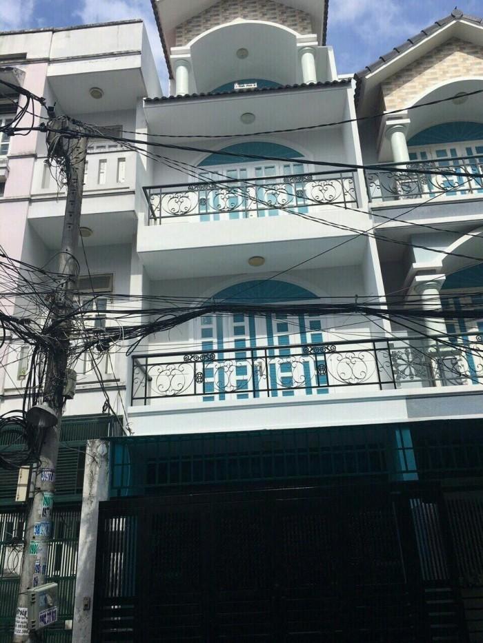 Bán nhà đẹp hxh Lê Sát 7.8 tỷ 4x20.2m, 2 lầu+st, P. Tân Qúy