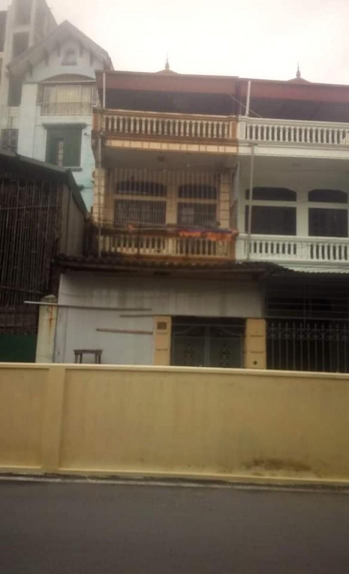 Bán nhà phố Nguyễn Văn Cừ, 92m2, mặt tiền 4,5 m