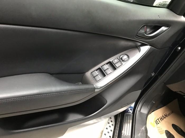 Bán Mazda CX-5 2.5AT Facelift màu xanh số tự động sản xuất 2016 đi 6400km