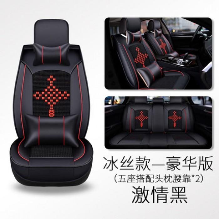 Áo ghế da xịn cho xe Peugeot - Luxury