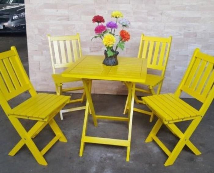 Thanh lý 50 bàn ghế gỗ cafe giá rẻ.tphcmpt