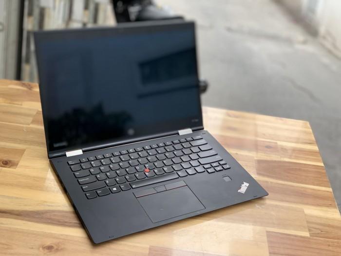Laptop Lenovo Thinkpad X1 Yoga Gen 2, Core i7 7500U Ram 8G SSD512 OLED QHD Touch xoay 360 độ6