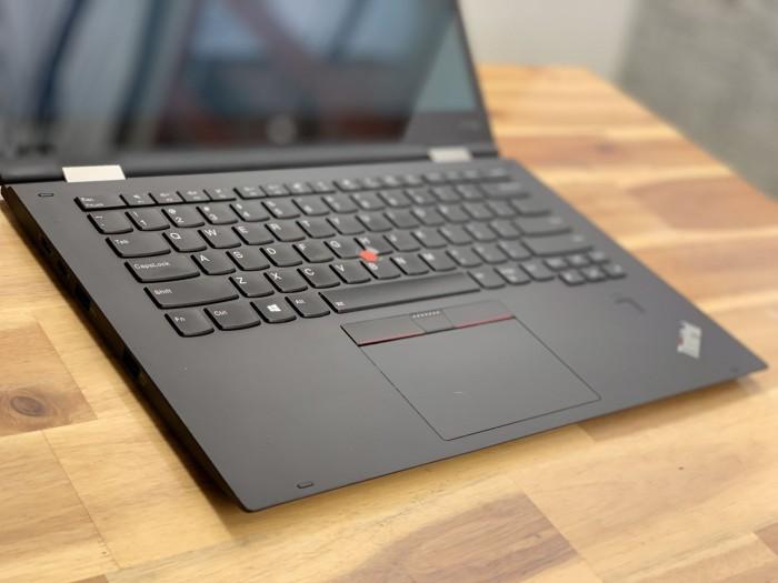 Laptop Lenovo Thinkpad X1 Yoga Gen 2, Core i7 7500U Ram 8G SSD512 OLED QHD Touch xoay 360 độ5