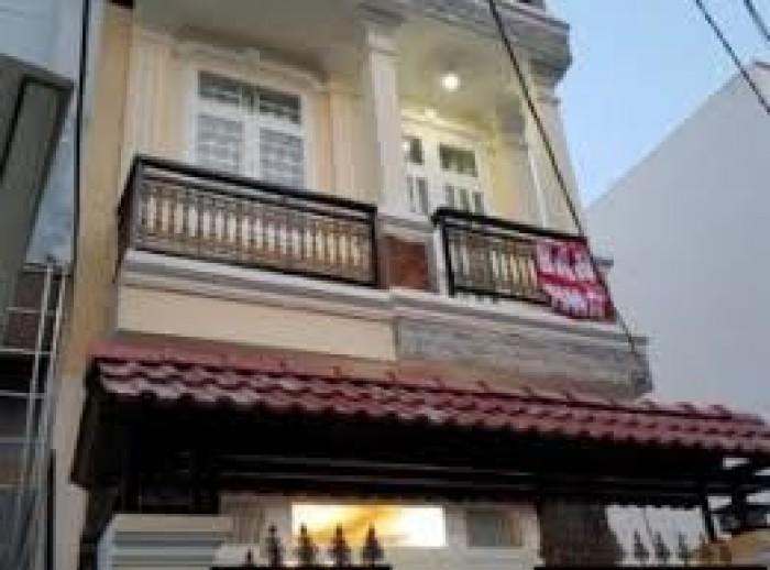 Cần tiền cho con du học bán nhà Quận 6 mặt tiền đường Hậu Giang, Phường 2, .