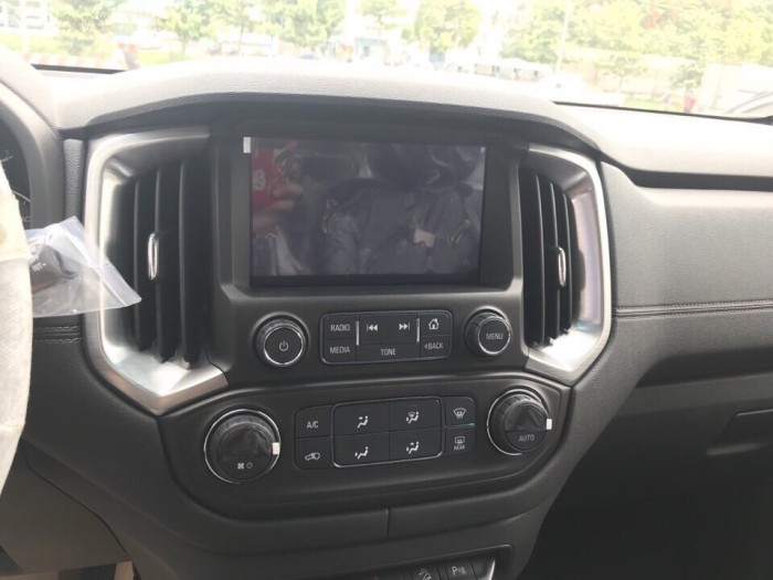 Chevrolet Trailblazer 2019 KM 30Tr + Phụ Kiện VIP