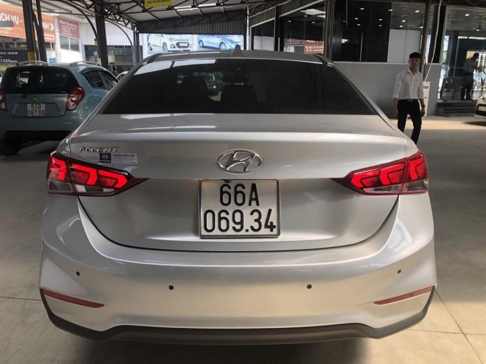 Cần bán Hyundai Accent 1.4 2018 , bản full , giá cả thương lượng 1