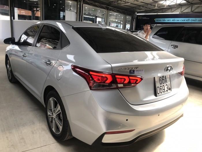 Cần bán Hyundai Accent 1.4 2018 , bản full , giá cả thương lượng 6