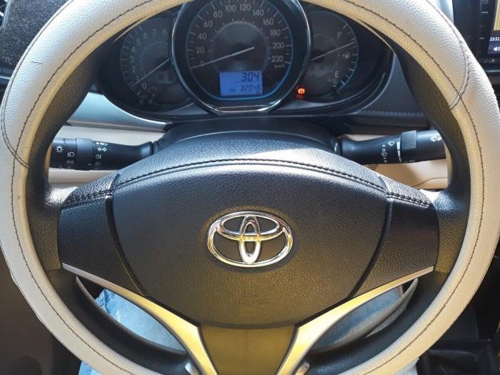 Bán Toyota Vios 1.5E MT sản xuất 2017, giá cả TL , có hỗ trợ trả góp 3
