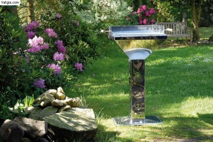 Bếp nướng than hoa sân vườn inox Landmann 112820
