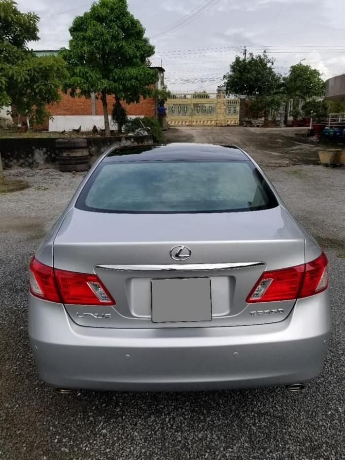 Lexus ES350 sx 2009 màu xám bạc nhập khẩu Mỹ,