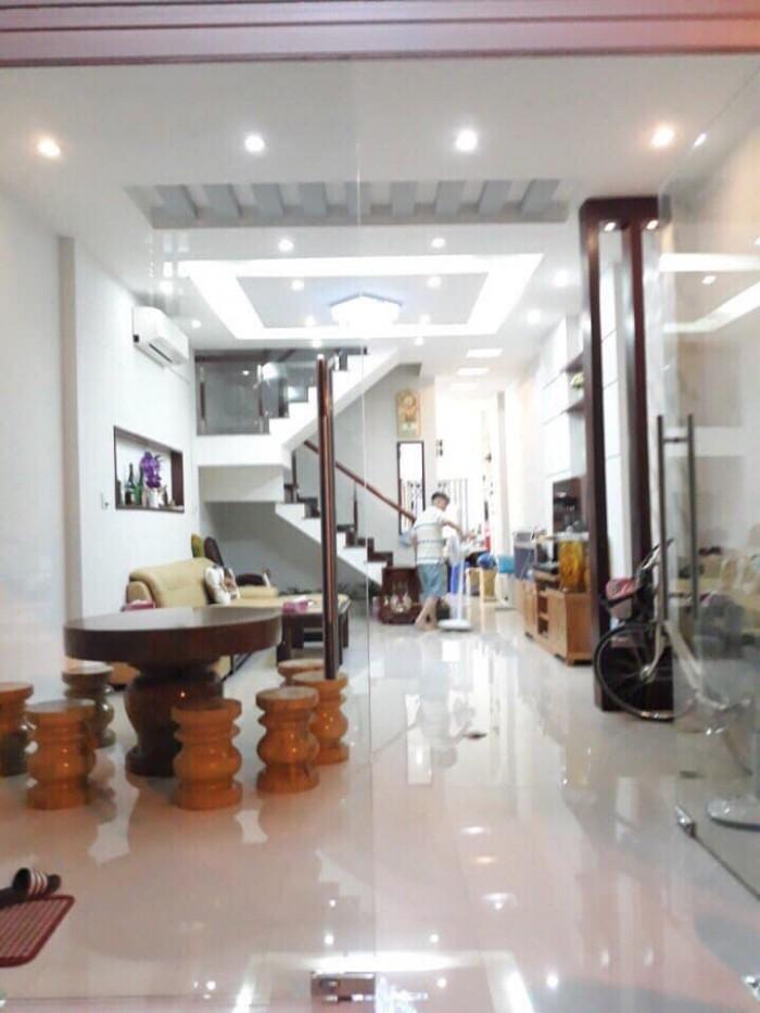 Bán nhà 1 trệt 2 lầu khu dân cư 91B, quận Ninh kiều, thổ cư hoàn công giá 4 tỷ..