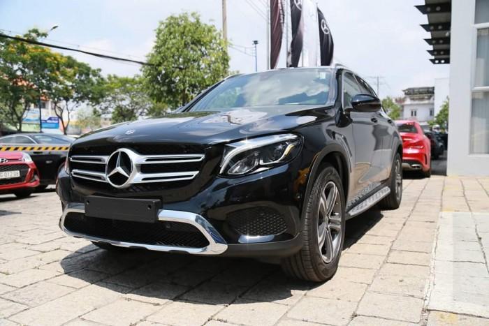 Mercedes GLC 200 - SUV hạng sang giá mềm - Xe giao Ngay - Nhiều chiếc khấu đặc biệt trong tháng