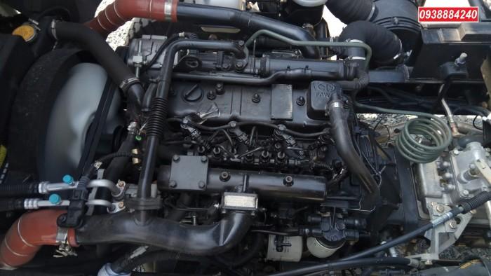 Bán trả góp xe ben THACO FORLAND FD500.E4 5 tấn thùng 4 khối trả trước 20% Long An Tiền Giang Bến Tre 19