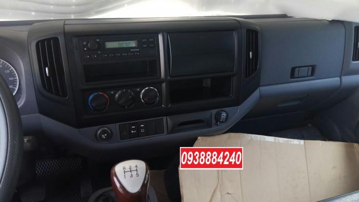 Bán trả góp xe ben THACO FORLAND FD500.E4 5 tấn thùng 4 khối trả trước 20% Long An Tiền Giang Bến Tre 14
