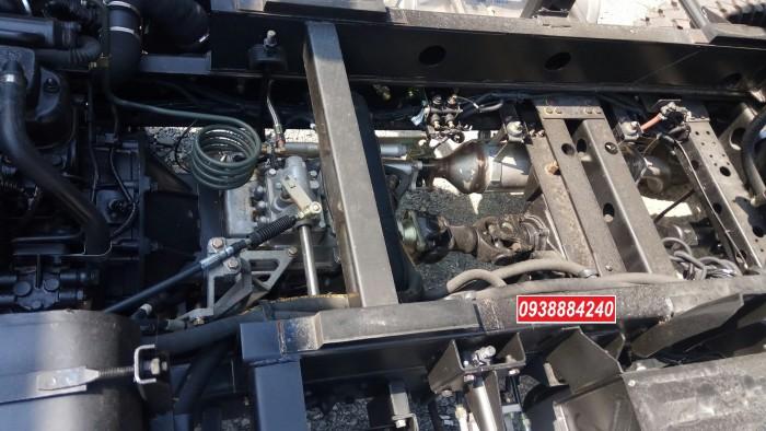 Bán trả góp xe ben THACO FORLAND FD500.E4 5 tấn thùng 4 khối trả trước 20% Long An Tiền Giang Bến Tre 13