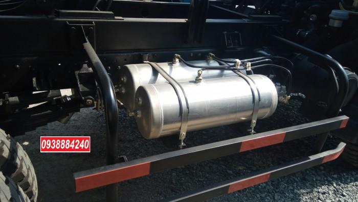 Bán trả góp xe ben THACO FORLAND FD500.E4 5 tấn thùng 4 khối trả trước 20% Long An Tiền Giang Bến Tre