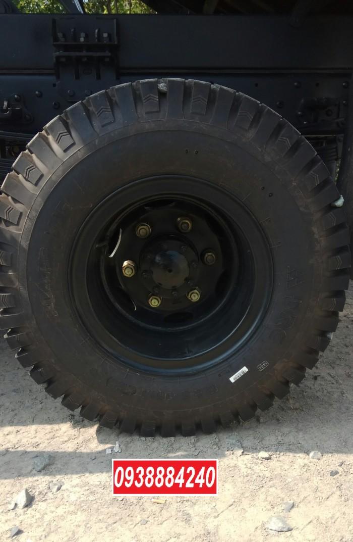 Bán xe ben THACO FORLAND FD500-4WD.E4 2 cầu 4.99 tấn thùng 4.1 khối Vay 80% 14