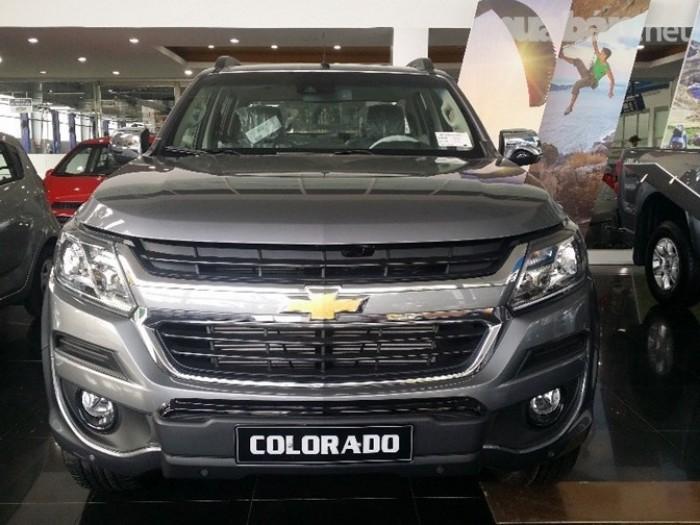 Chevrolet Colorado sản xuất năm 2019 Số tự động Dầu diesel