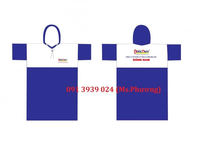 Xưởng sản xuất áo mưa cánh dơi giá rẻ