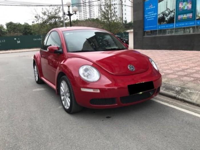 Volkswagen New Beetle sản xuất năm 2009 Số tự động Động cơ Xăng
