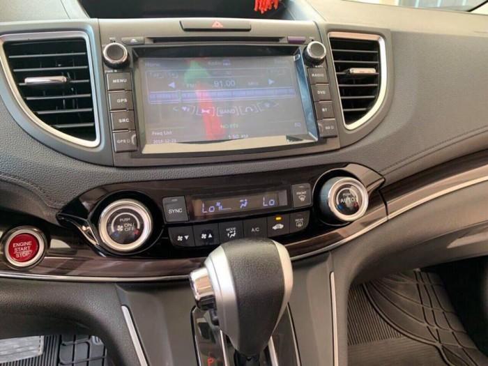 Cần bán xe Crv 2015, số tự động, bản 2.4, màu xám Full option.