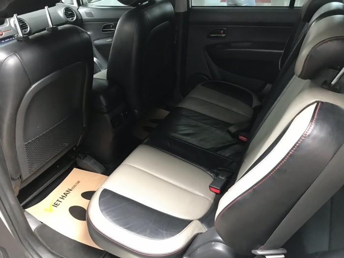 Bán Kia Carens S 2.0MT màu trắng số sàn sản xuất 2015 biển tỉnh một chủ