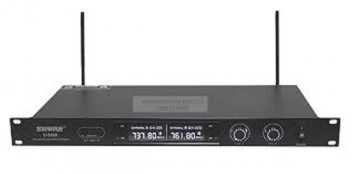 Micro không dây Shure U8600 thu phát xa trên 60m5