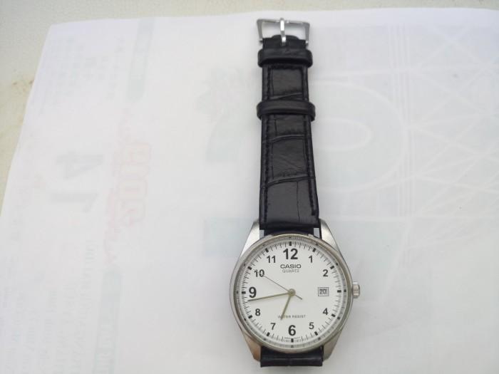 Đồng hồ quartz Casio nam chính hãng .1