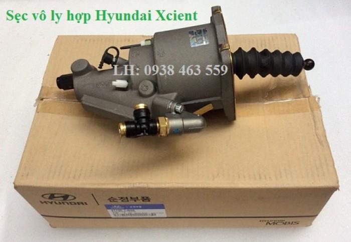 Phụ tùng xe đầu kéo Hyundai Xcient Trago Xcient