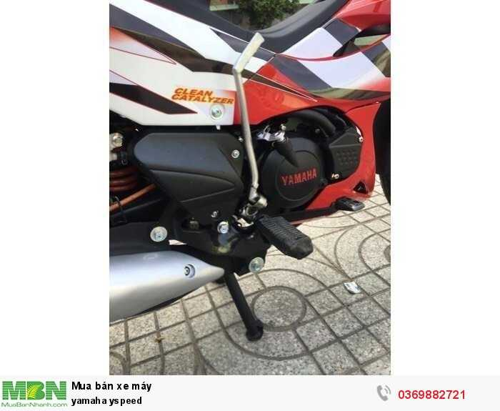 Yamaha yspeed