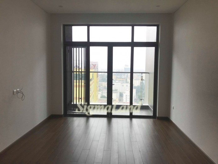 Cho thuê căn 2PN gần hồ Hoàn Kiếm, view sông, giá rẻ tại Sun Ancora