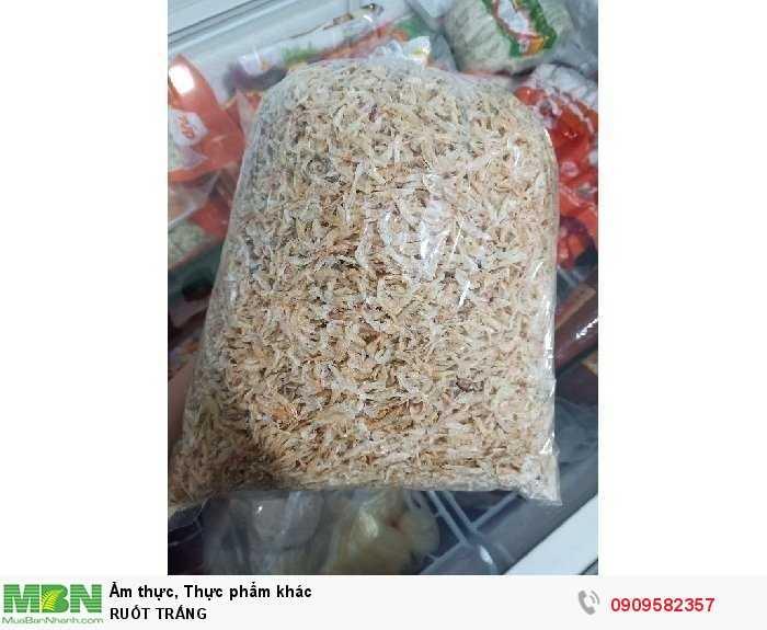 ruốc trắng  - Tép nhỏ 1kg   - Ngọc Tuyết1