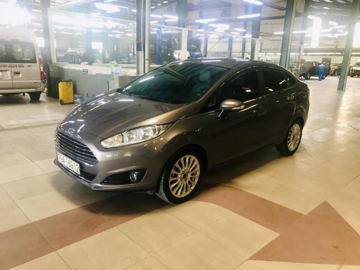 Bán Ford Fiesta 1.5L titanium sx 2017