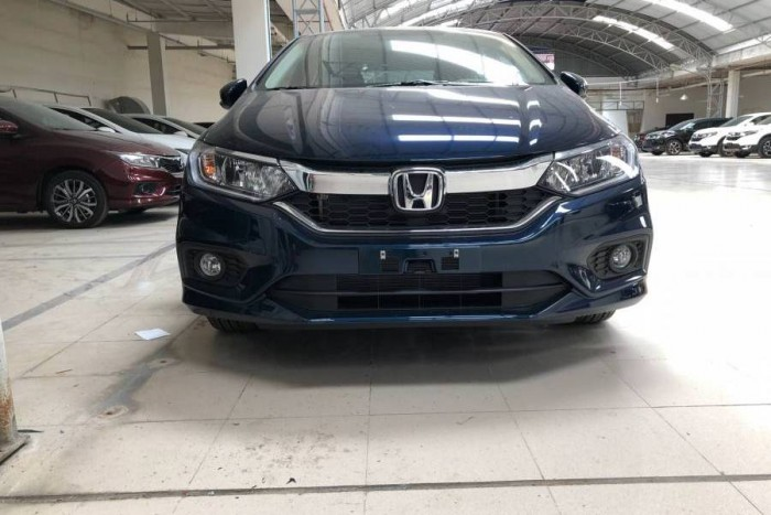 Giá Honda City CVT 2019 - Bản tiêu chuẩn.