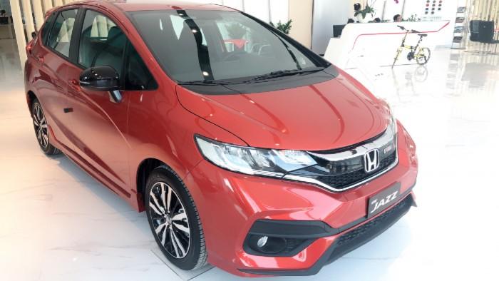 Honda Jazz Rs 2019 giá tốt , khuyến mãi cao, đủ màu giao ngay