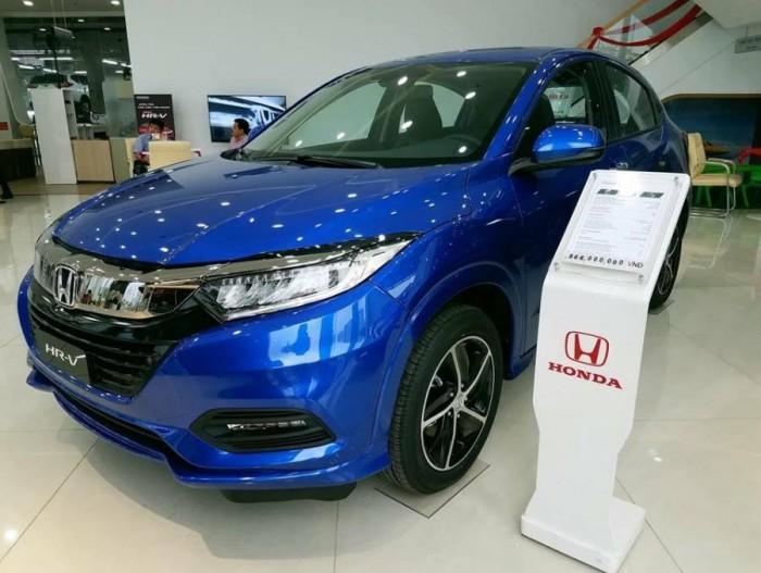 Giá xe Ôtô Honda HRV L 2019 đủ màu giao ngay giá và chương trình tốt nhất 11