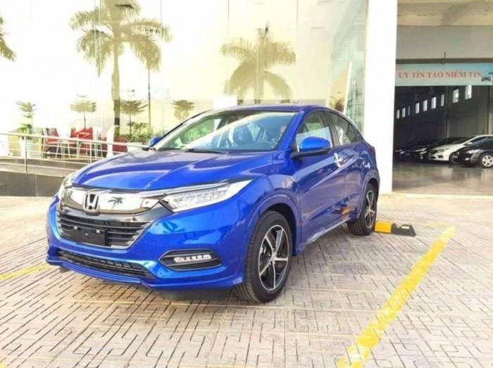 Giá xe Ôtô Honda HRV L 2019 đủ màu giao ngay giá và chương trình tốt nhất 5