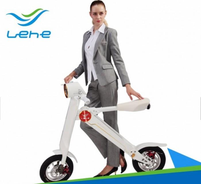 Xe điện LeHe K2 gấp thông minh