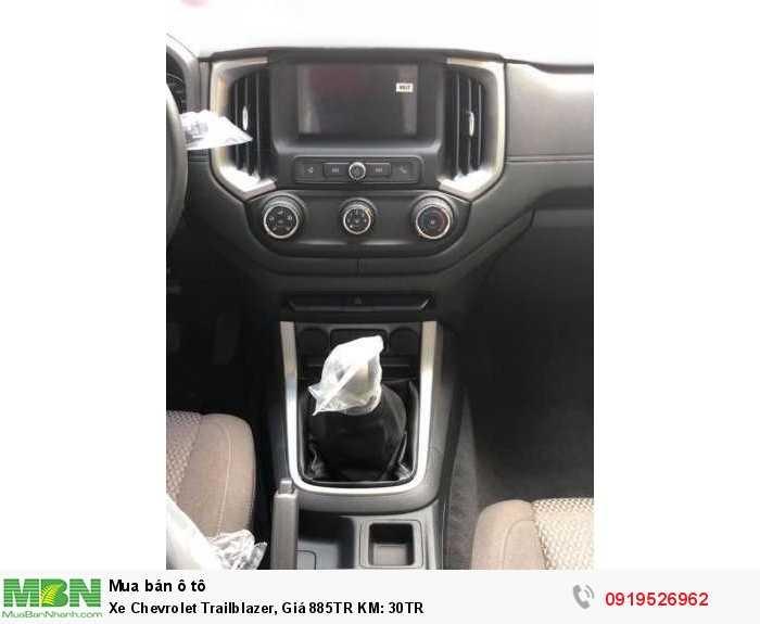 Xe Chevrolet Trailblazer, Giá 885TR KM: 30TR