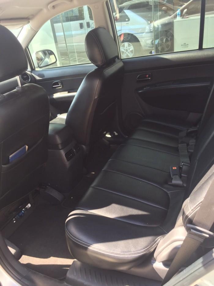 Kia Carens 2015, số sàn, màu bạc, bảo hành hãng