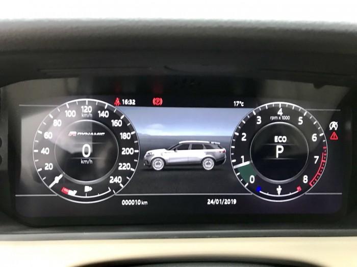 Bán xe LandRover Range Rover Velar P250 se R-Dynamic sản xuất 2018, màu xám, nhập khẩu 31