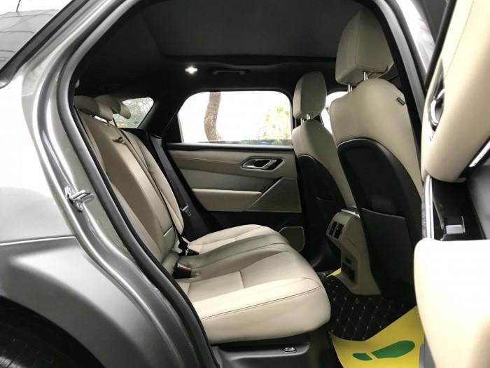Bán xe LandRover Range Rover Velar P250 se R-Dynamic sản xuất 2018, màu xám, nhập khẩu 27