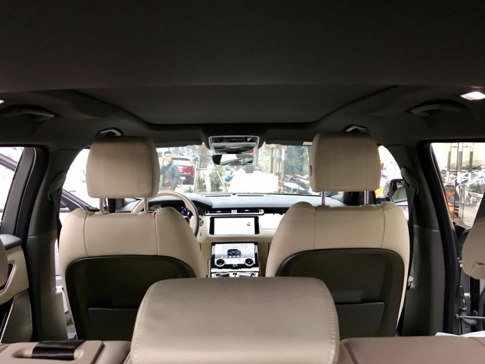Bán xe LandRover Range Rover Velar P250 se R-Dynamic sản xuất 2018, màu xám, nhập khẩu 29