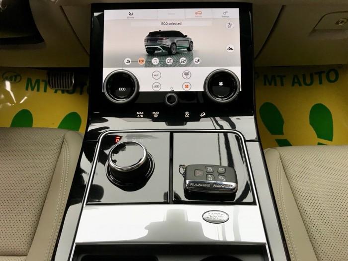 Bán xe LandRover Range Rover Velar P250 se R-Dynamic sản xuất 2018, màu xám, nhập khẩu 3