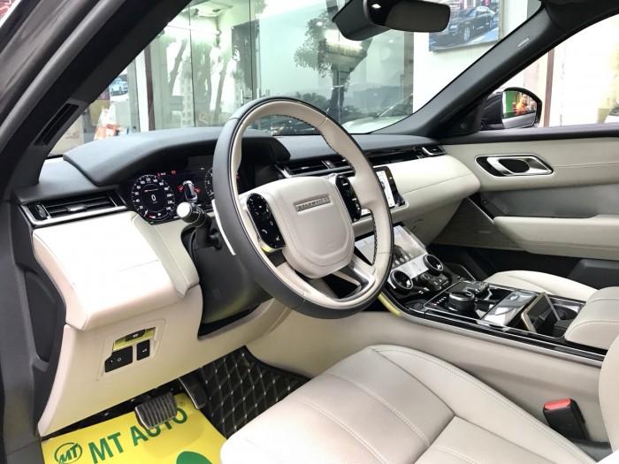 Bán xe LandRover Range Rover Velar P250 se R-Dynamic sản xuất 2018, màu xám, nhập khẩu 22